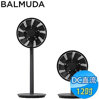 BALMUDA The GreenFan 12吋DC直流電風扇 EGF-1600 深灰色