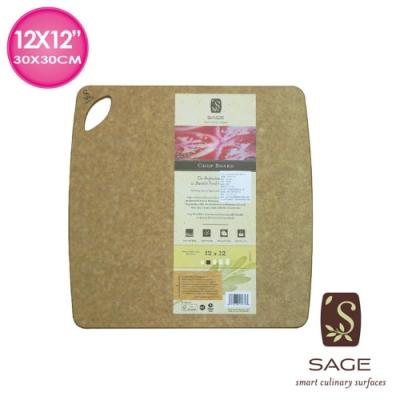 SAGE美國原裝 無菌木砧板_實用型30x30cm
