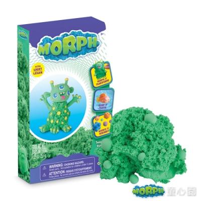 瑞典MORPH 魔塑黏土-綠M(3Y+)