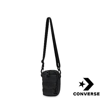 CONVERSE-小側背包-黑-10006537-A01