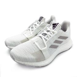 ADIDAS SenseBOOST GO w 女 白 跑步鞋