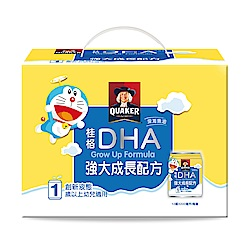 桂格 DHA強大成長配方(220mlx12罐/盒)