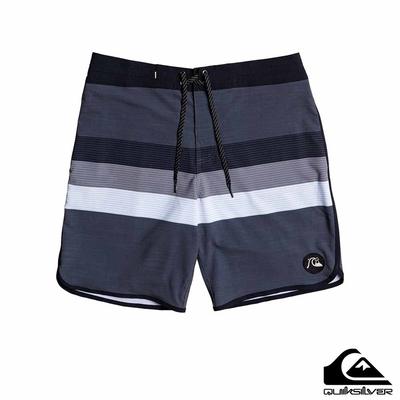 【QUIKSILVER】VISTA BEACHSHORT 19 衝浪褲 黑色