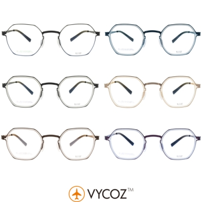 VYCOZ 光學眼鏡 造型多邊框 / INCLINE X 系列 #REX