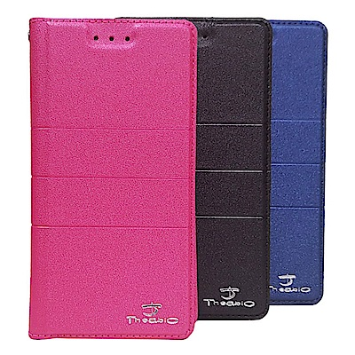 Theabio HTC Desire 12s 亮彩側掀隱磁皮套