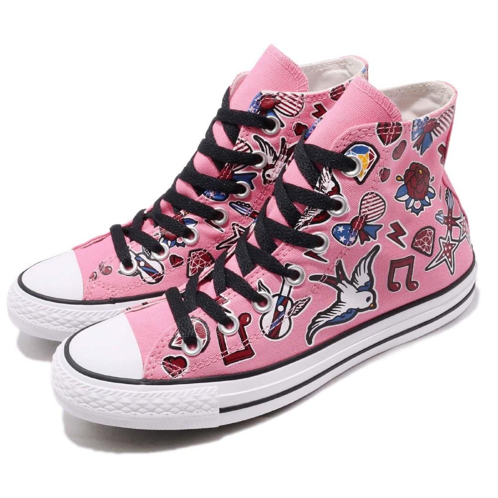 Converse 帆布鞋 All Star 高筒 運動 女鞋
