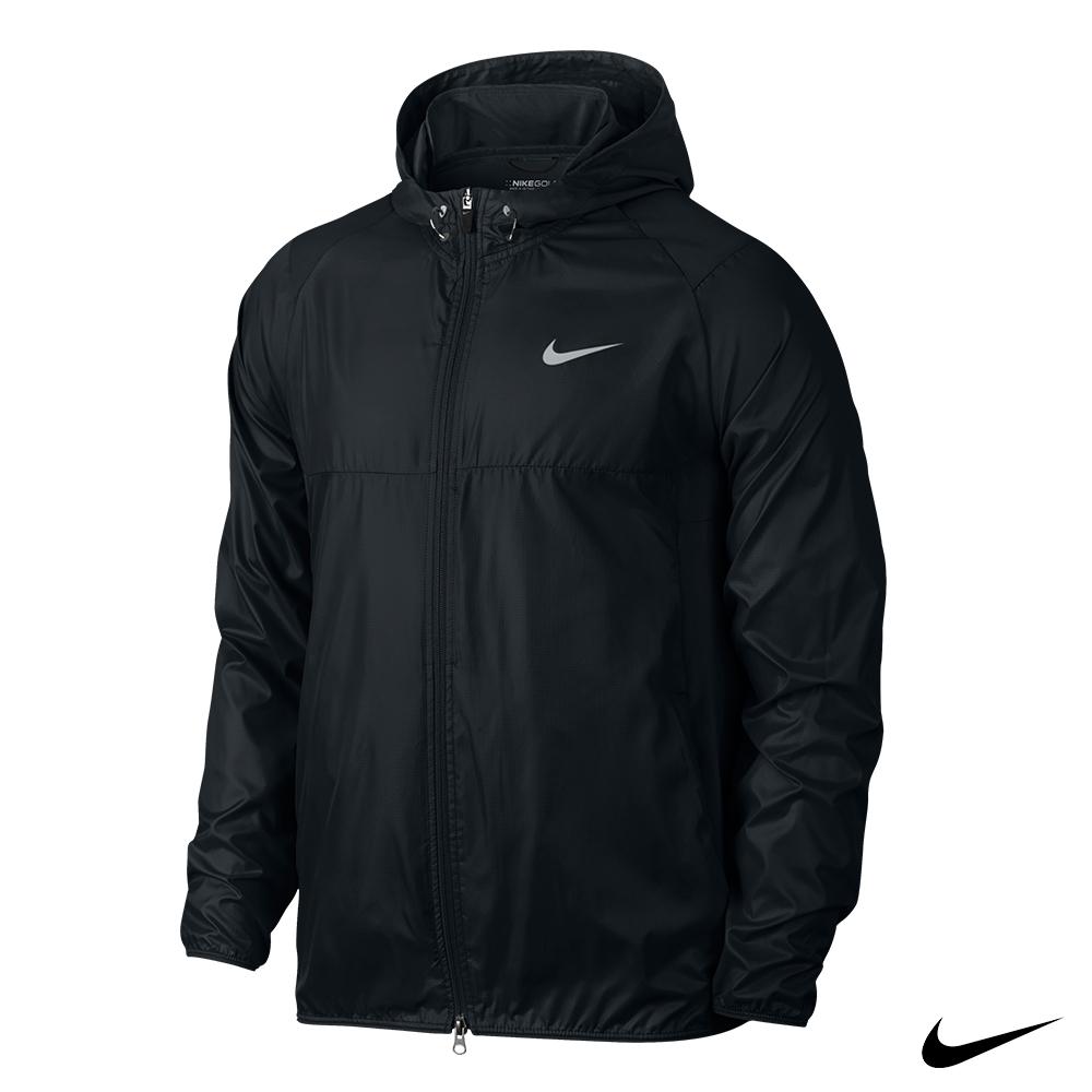 【Nike Golf】防風 輕量 長袖連帽 外套 726569-010