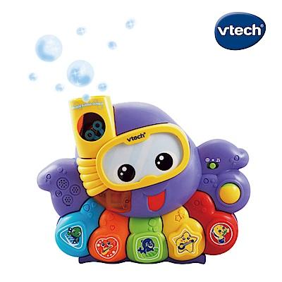 【Vtech】歡樂泡泡章魚