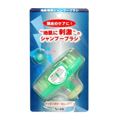 VESS按摩洗頭梳-2入組
