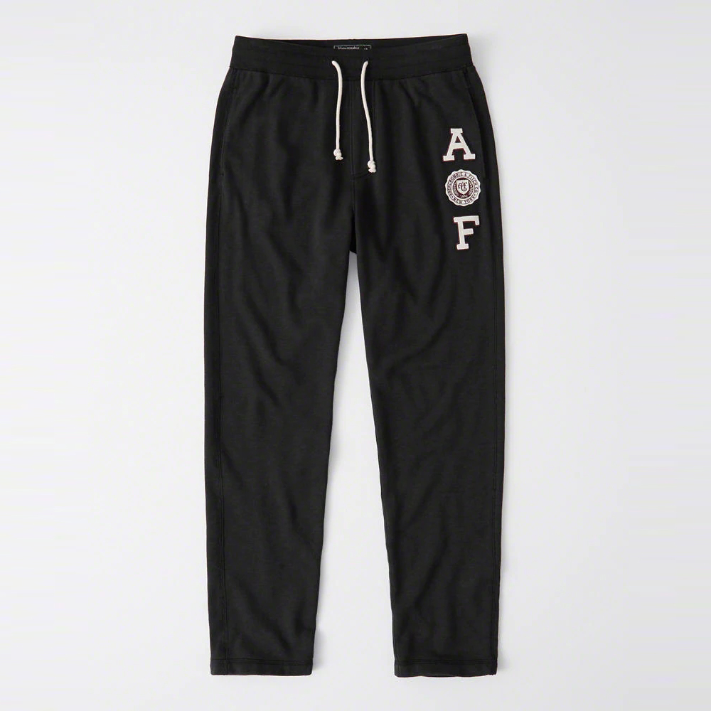 AF a&f Abercrombie & Fitch 長褲 黑色 1103