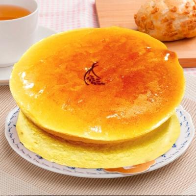 樂活e棧-父親節蛋糕-就是單純乳酪蛋糕1顆(6吋/顆)