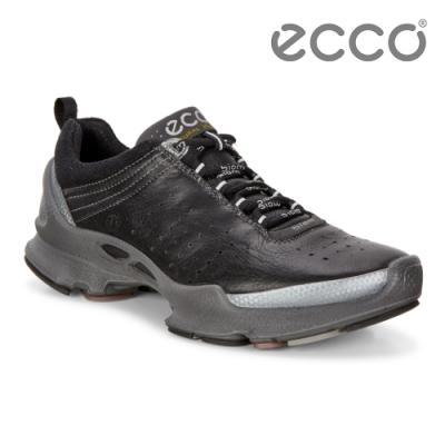 ECCO BIOM C M 銷售冠軍自然律動健步鞋 男-黑