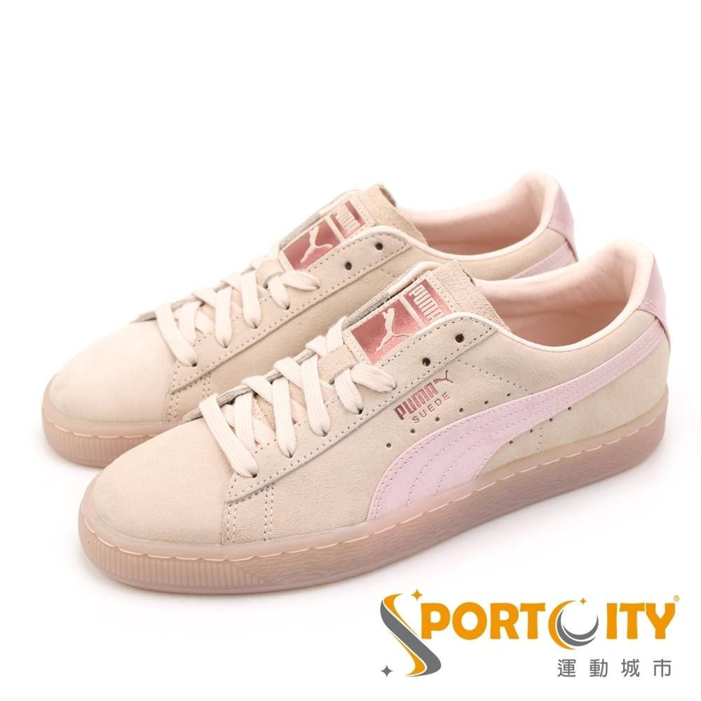 best service 43ce7 b3913 PUMA Suede Classic Satin Wns 女休閒鞋   休閒鞋   Yahoo奇摩購物中心