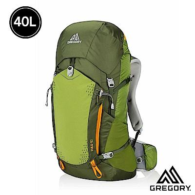 Gregory 女 40L ZULU 登山背包 青苔綠