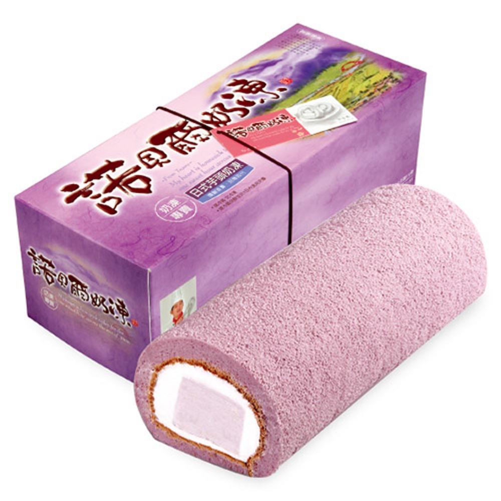 宜蘭諾貝爾 人氣水果奶凍卷(任選2條) product image 1