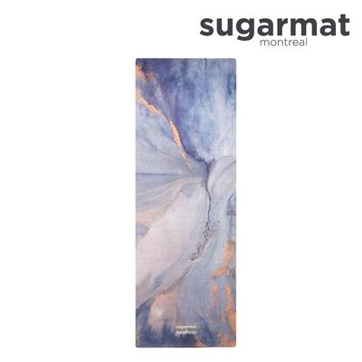 加拿大Sugarmat 麂皮絨天然橡膠瑜珈墊(3.0mm) 覺醒Soft Awakenin