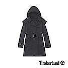 Timberland 女款黑色三合一經典防水風衣外套|B2110