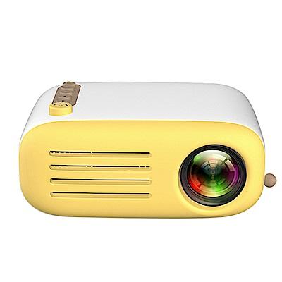 QHL酷奇 迷你LED高清微型投影機 M5A