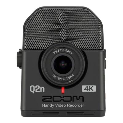 ZOOM Q2N-4K 隨身直播攝影機(公司貨)
