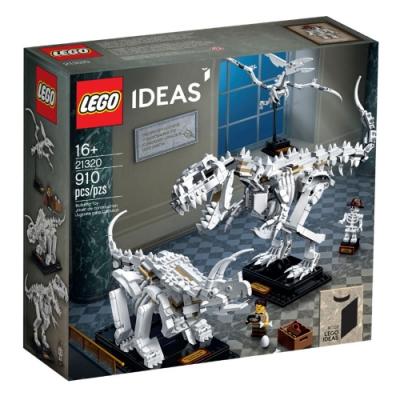 樂高LEGO IDEAS 系列 - LT21320 恐龍化石