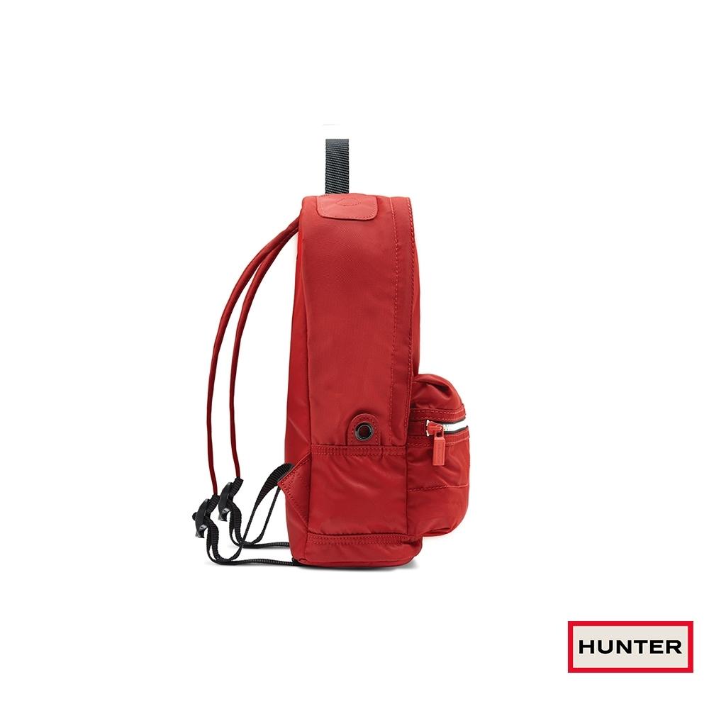 HUNTER - 兒童經典後背包 - 軍紅色