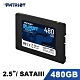 Patriot美商博帝 BURST ELITE 480GB 2.5吋 SSD固態硬碟 product thumbnail 1
