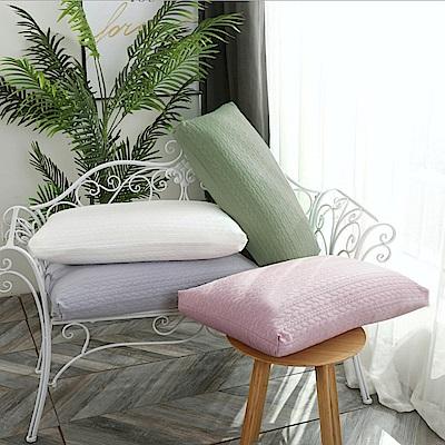 澳洲Simple Living針織可機洗抑菌彈力舒眠枕(四色任選)