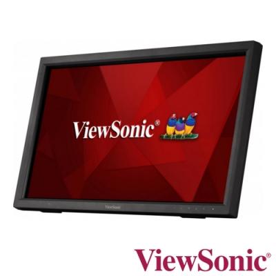 ViewSonic TD2223 22型 紅外線觸控螢幕 VGA HDMI 內建喇叭