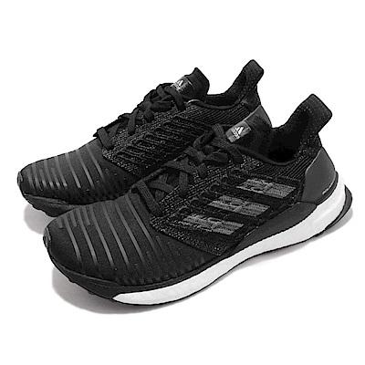 adidas 慢跑鞋 Solar Boost 低筒 運動 女鞋