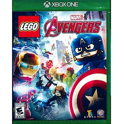 樂高:復仇者聯盟 LEGO:Marvel Avengers -XBOX ONE 中英文美版