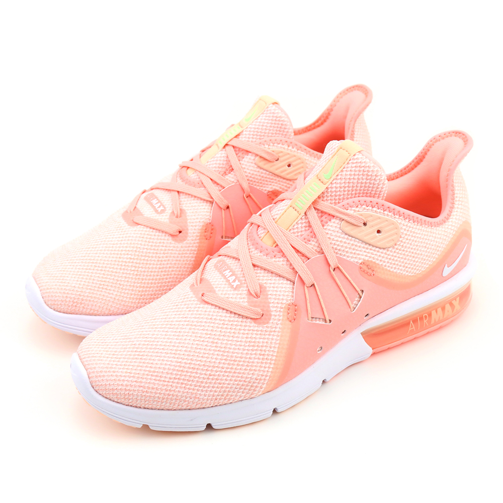 NIKE AIR MAX SEQUENT 3 女慢跑鞋 908993603 粉 | 慢跑鞋 |