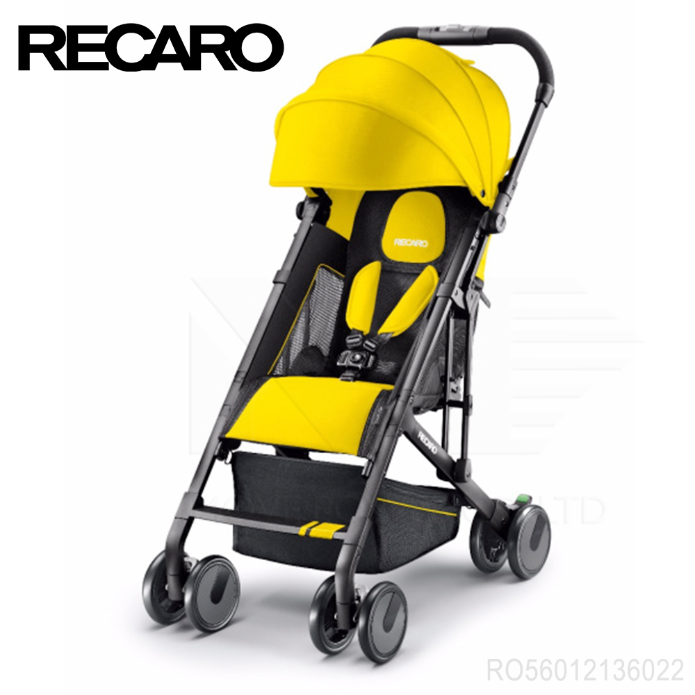 德國《RECARO》Easylife嬰幼兒手推車-日耀黃 @ Y!購物