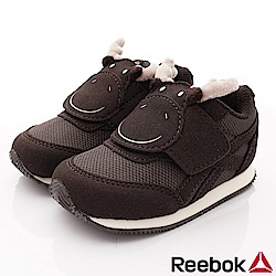 Reebok頂級童鞋 糜鹿童趣運動款 FI037咖(寶寶段)