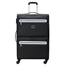 【DELSEY】CARNOT-28吋旅行箱-黑色 00303882100