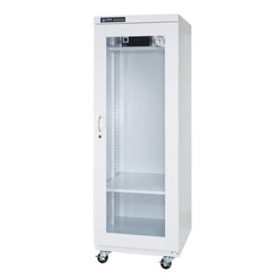 防潮家587公升簡約白防潮衣櫃D-650CW-生活防潮指針型