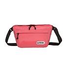 【OUTDOOR】側背包-粉紅色 OD291132PK