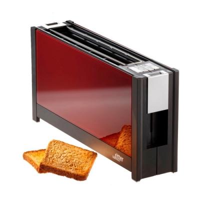 德國原裝 ritter volcano 5 晶湛強化玻璃烤麵包美型機
