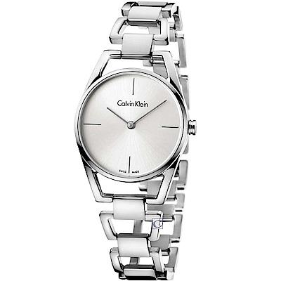 Calvin Klein Dainty ck優美系列時尚腕錶(K7L23146)