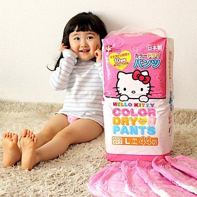 日本LEC Hello Kitty凱蒂紙尿褲 (尺寸任選)