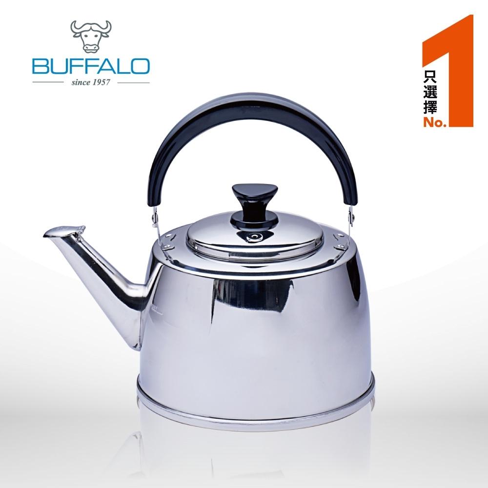 牛頭牌 新雅登笛音壺5L 304不銹鋼/燒水壺/茶壺/大容量
