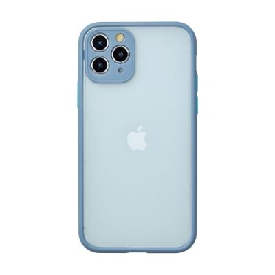 【TOYSELECT】iPhone 12 Pro Max 醇色MELLOW減震防摔手機殼 - 薰衣紫