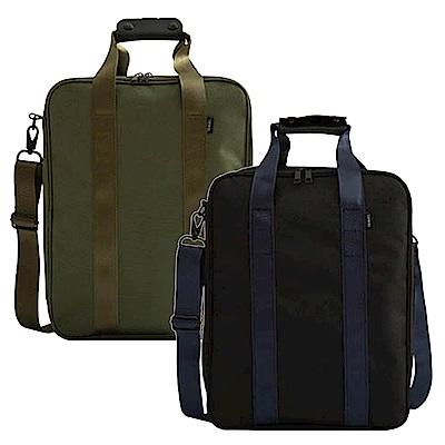 E.City_手提個性單肩側背拉桿旅行收納包