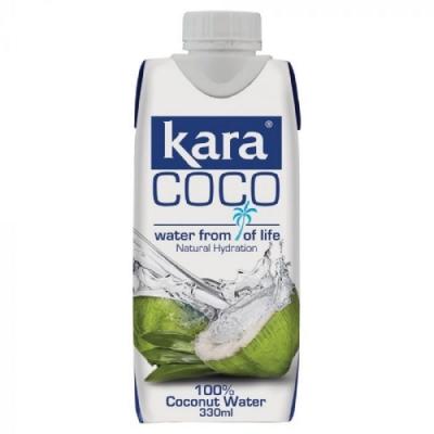 KARA COCO 佳樂椰子水(330mlx12瓶)