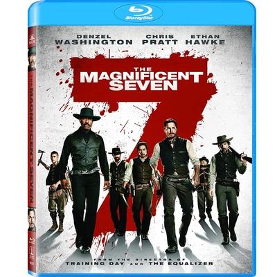 絕地7騎士  The Magnificent Seven  藍光 BD