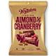 Whittaker's 杏仁蔓越莓夾餡黑巧克力磚形分享包(180g) product thumbnail 1