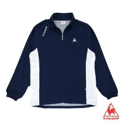 法國公雞牌防風外套 LGK6162439-男-藏青