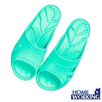 足弓減壓 輕量透氣拖鞋