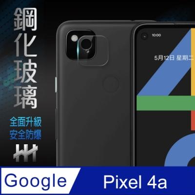 【HH】鋼化玻璃保護貼系列 Google Pixel 4a (5.81吋) 鏡頭貼(2入)
