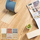 【樂嫚妮】塑膠PVC仿木紋DIY地板40片