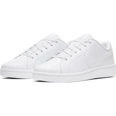 NIKE 小白鞋 休閒鞋 皮革 運動鞋 女鞋 白 CU9038100 WMNS COURT ROYALE 2